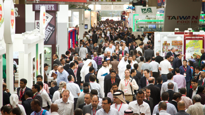 Gulfood Promotes International Flavors - Frozen Food Europe