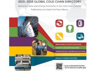 GCCA Publishes 2015-2016 Global Cold Chain Directory