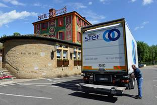 STEF Delivers Paul Bocuse Gourmet Dishes