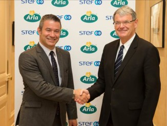 STEF Signs Transport Agreement with Arla Foods