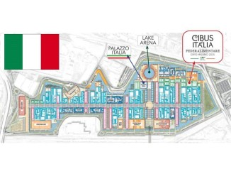 Logistics Provider STEF Named Partner of Expo Milano Pavilion