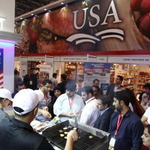 Image 02 - USA Pavilion at Gulfood 2015