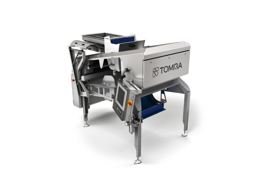 Tomra Presents Frozen Food Sorter at Food Processing Expo ...