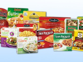 Frozen Meals Business Helps Nestle Growth