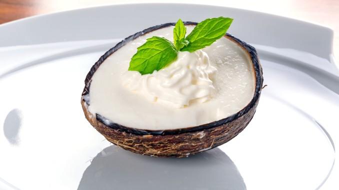 vegan ice cream coconut