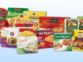 Nestle Frozen Business Growing Again