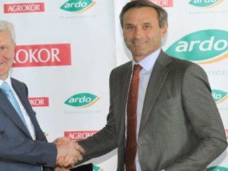 Ardo and Agrokor Sign Joint Venture Agreement