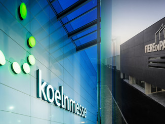 Koelnmesse and Fiere di Parma Set Up Joint Venture