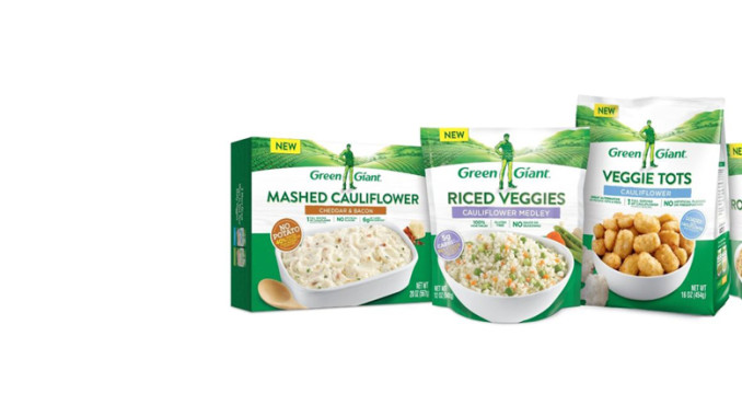 Green Giant Launches new Products and Marketing Campaign