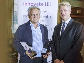 Dearman Wins at Innovate UK Awards
