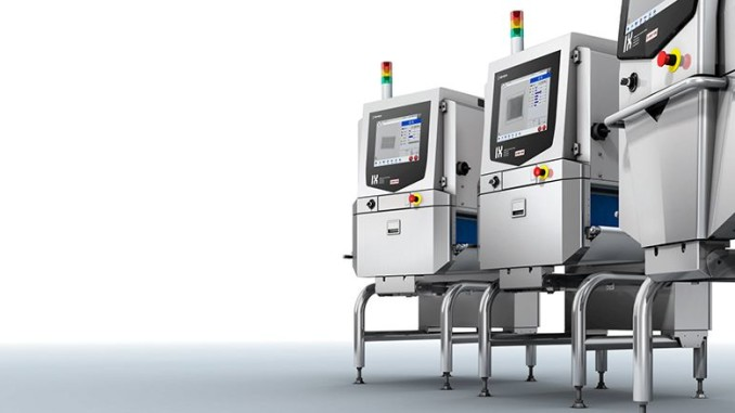 Ishida X-ray Inspection Range