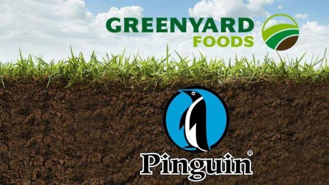 Pinguin Greenyard Frozen
