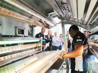 Buhler Presents Newest Equipment at Fair