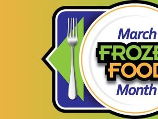 Frozen Food Month Begins in March