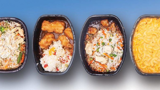 frozen meals
