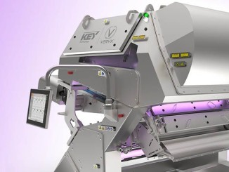 Key Technology's Sorter for Frozen Vegetables
