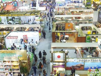International Presence Increases at THAIFEX