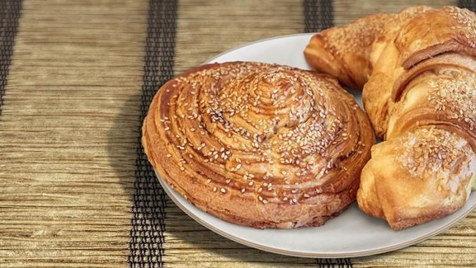 frozen pastries