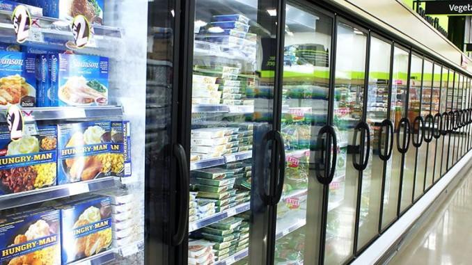 Frozen Food Market Statistics