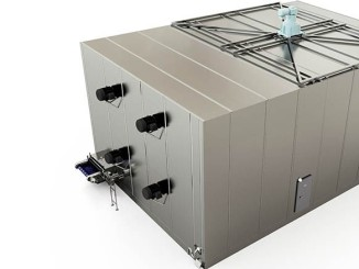 GEA Introduces New Features for Spiral Freezers