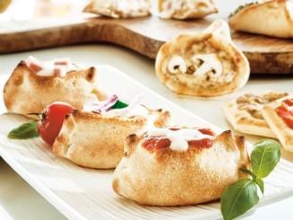 Sorrento's Mini Pizza Snacks