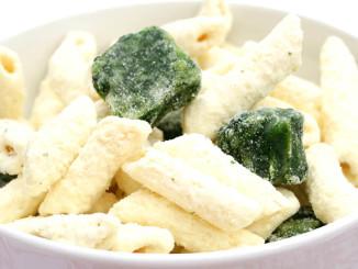 Vegetarians go frozen in Italy