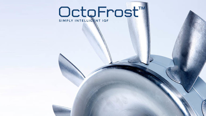 Octofrost Energy Efficiency IQF Freezers