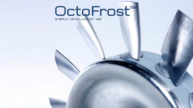 Octofrost Energy Efficiency IQF Freezers