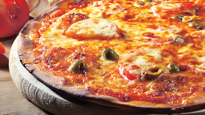 French frozen foods pizza