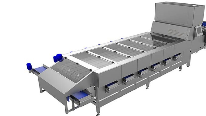 Newtec Optical Sorting Machine