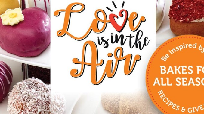 Love is in the air Dawn Foods Starts Campaign