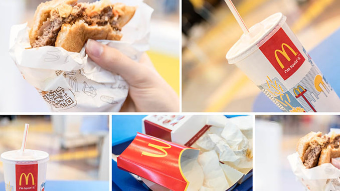 McDonald's to Recycle Consumer Packaging