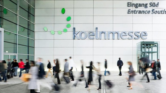 Record Year for Koelnmesse in 2017