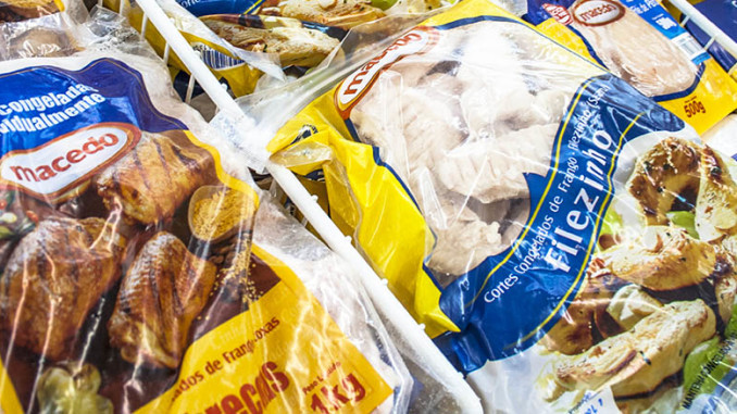 Frozen Food Retail Growth Accelerates
