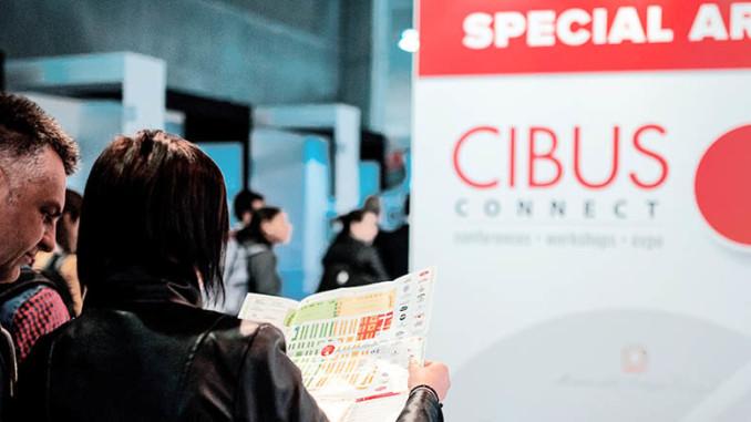 Cibus food trade show