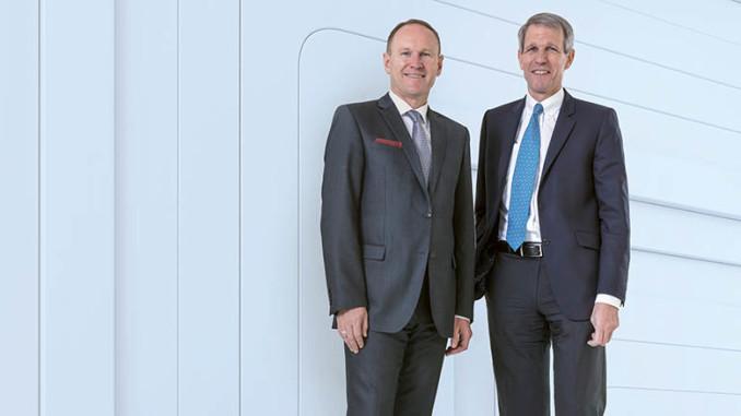 Bühler CEO Stefan Scheiber