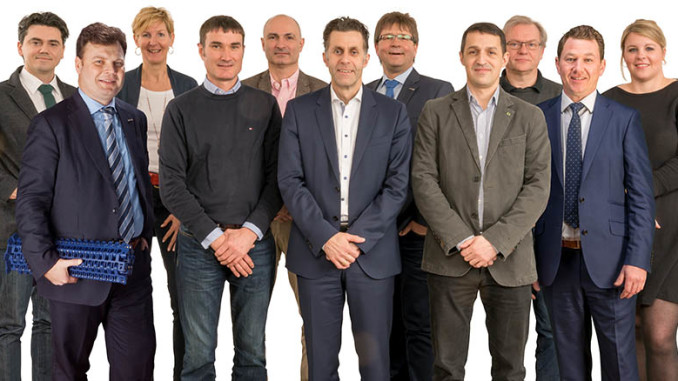 Heinen Freezing sales team