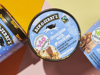 Ben & Jerry's Launching Light Ice Cream