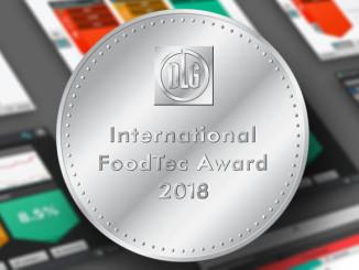 Tomra Wins Silver Medal at Foodtec Award