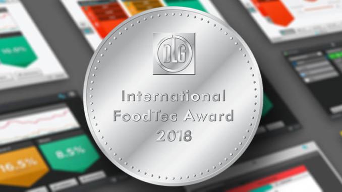 Tomra ACT silver winner 2018 International FoodTec Award