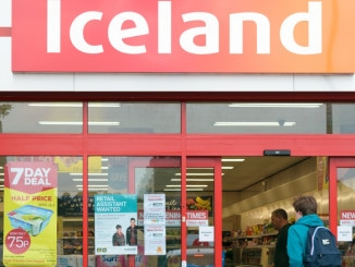 Retailer Iceland Records Increased Sales