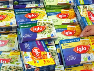iglo Announces 15% Sales Growth