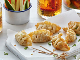 Central Foods Unveils Japanese Dumplings