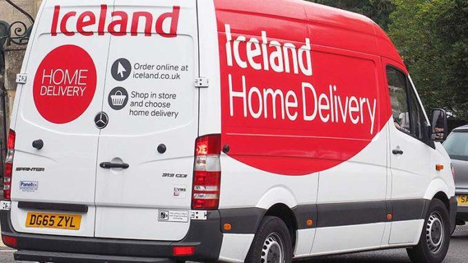 Iceland supermarkets
