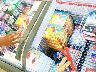 UK Consumers Splash out on Ice Cream