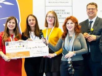 Romania Wins Gold at Ecotrophelia