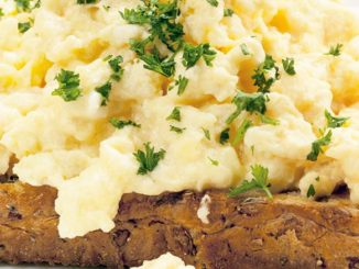 Iceland Launches Ready Made Scrambled Eggs