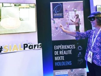 A VR Food Trip Around the World