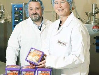 Irish Ice Cream Makers Expand Production
