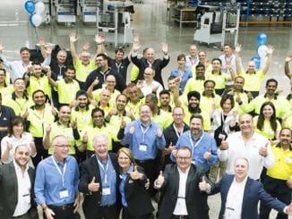 tna Opens New Australian Manufacturing Facility